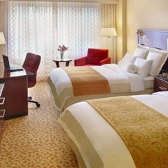 Photo taken at Washington Marriott Georgetown by MDS on 12/14/2012