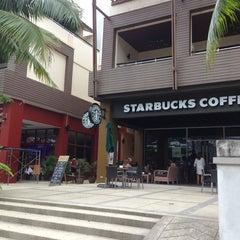 Photo taken at Starbucks (สตาร์บัคส์) by Pooh's C. on 7/21/2013