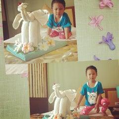 Photo taken at Lanta Resort by Puttipong J. on 5/3/2014
