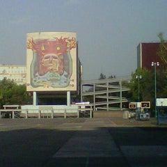 Photo taken at UNAM Facultad de Medicina by Hans V. on 3/25/2013