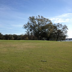 Photo taken at City Park Golf Course by Tylor H. on 12/30/2012