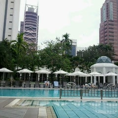 Photo taken at Hotel Istana by Donald M. on 2/5/2013