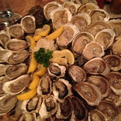 Photo taken at Rodney's Oyster House by Christine R. on 3/15/2013