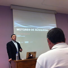 Photo taken at MIB - Master Internet Business by Carlos Á. on 4/20/2013