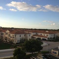 Photo taken at Hilton Garden Inn Boca Raton by Joe C. on 1/30/2013