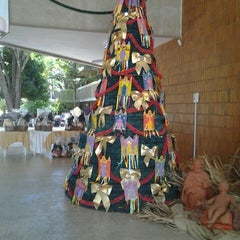 Photo taken at Auditorio da Reitoria by Luiz P. on 12/21/2012