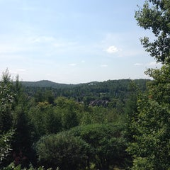 Photo taken at Mont Tremblant by Josh I. on 8/11/2014
