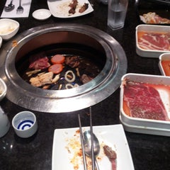Photo taken at Korean Grill House by KGG on 8/27/2014