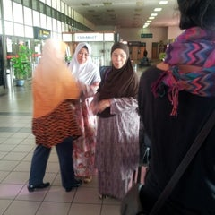 Photo taken at Sultan Ahmad Shah Airport (KUA) by Imaira A. on 1/28/2013