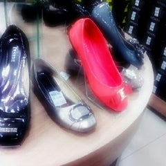 Photo taken at Matahari Dept. Store by Karen K. on 12/21/2012