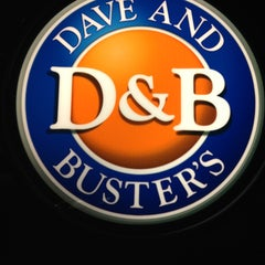Photo taken at Dave & Buster's by Joe M. on 12/24/2012
