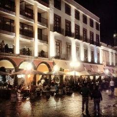 Photo taken at Los Portales de Puebla by Jose H. on 9/16/2013