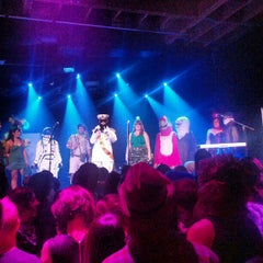 Photo taken at Mezzanine by Robert F. on 10/28/2012
