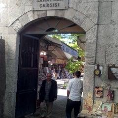 Photo taken at Sahaflar Çarşısı by gökhan y. on 4/21/2014