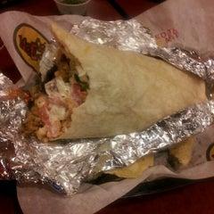 Photo taken at Moe's Southwestern Grill by Amir N. on 12/20/2012