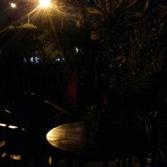 Photo taken at Teras Cafe by Aman H. on 4/13/2014