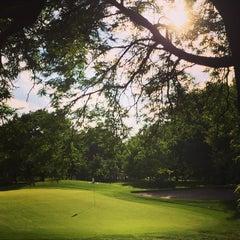 Photo taken at Robert A Black Golf by Tim W. on 7/13/2014