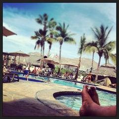 Photo taken at Marina Fiesta Resort & Spa by Fausto D. on 6/26/2013