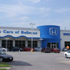 Photo taken at Honda Cars of Bellevue by Honda Cars of Bellevue on 9/10/2013