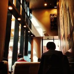 Photo taken at Starbucks Coffee 大阪ガーデンシティ店 by Yutaro T. on 3/16/2013