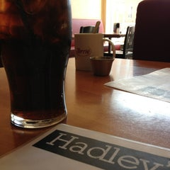 Photo taken at Hadley's by Matthew H. on 5/17/2013