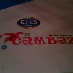 Photo taken at Eski Cambaz by Gozde U. on 12/26/2012