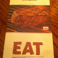 Photo taken at Outback Steakhouse by Courtney W. on 1/4/2013