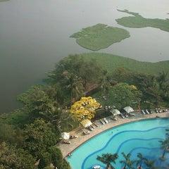Photo taken at Renaissance Mumbai Convention Centre Hotel by Vaibhav D. on 2/2/2013