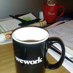 Photo taken at WeWork Empire State by Sebastian R. on 6/3/2013