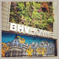 Photo taken at BHV Marais by Andy M. on 6/12/2013