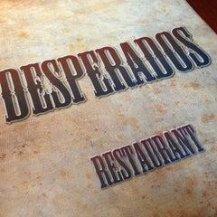 Photo taken at Desperados by Leo N. on 6/28/2013