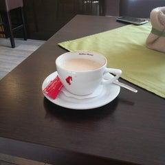 Photo taken at Hotel Edvards Riga by Katrīna M. on 6/12/2015