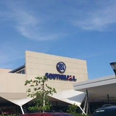 Photo taken at SM Southmall by Bert on 12/22/2012