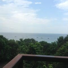 Photo taken at Chintakiri Resort by Romain G. on 1/23/2013