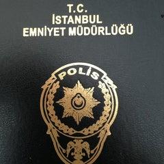 Photo taken at İstanbul Emniyet Müdürlüğü by Alperen A. on 7/17/2013