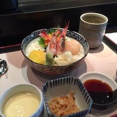 Photo taken at Oonami 濤 by Alan W. on 7/12/2015