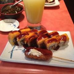 Photo taken at Tokio Rose by Javier E. on 1/14/2013