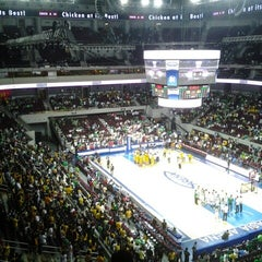 Photo taken at Mall of Asia Arena by Maxine S. on 6/29/2013