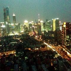 Photo taken at Novotel Atlantis Shanghai by Sylvia M. on 4/10/2013