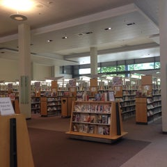 Photo taken at Worcester Public Library by Danielle M. on 6/23/2014