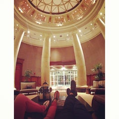 Photo taken at Omni Providence by Harrison T. on 4/28/2013
