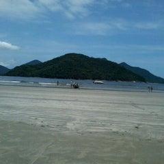 Photo taken at Praia Dura by Kelly G. on 12/31/2012