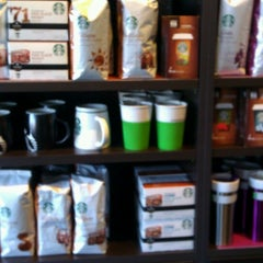 Photo taken at Starbucks by Elaine C. on 3/20/2013