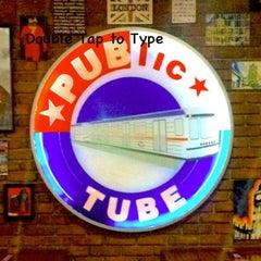 Photo taken at Public Tube by Kemal Ç. on 1/20/2013