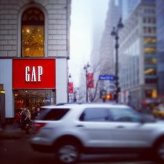 Photo taken at Gap by PiRATEzTRY on 1/16/2013