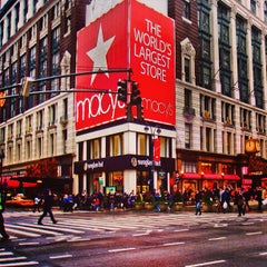 Photo taken at Macy's by PiRATEzTRY on 1/14/2013