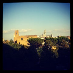Photo taken at Fortezza Medicea by Veronica F. on 8/12/2013