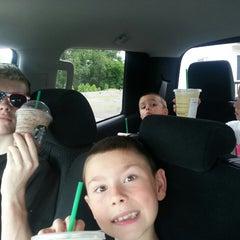 Photo taken at Starbucks by Monique R. on 6/9/2014