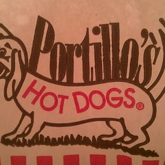 Photo taken at Portillo's by Melissa B. on 12/23/2012