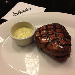 Photo taken at Shula's Steak House by Arash M. on 11/9/2013